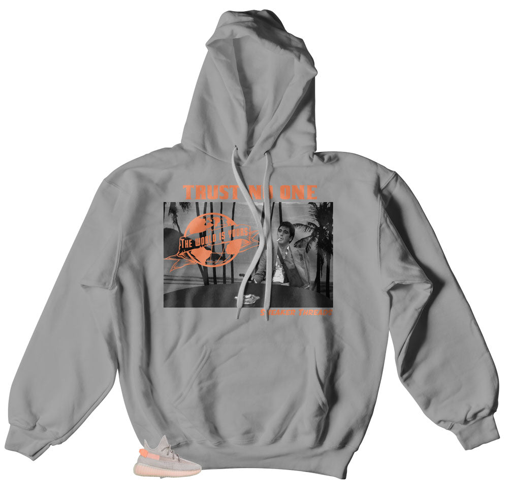 Yeezy Scarface True Form Hoody