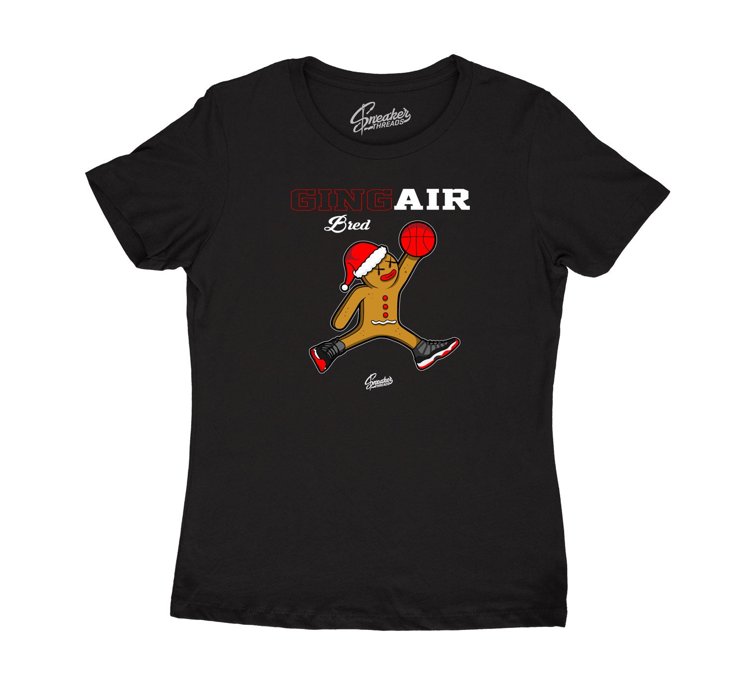 Womens - Bred 11 Air Bred Shirt