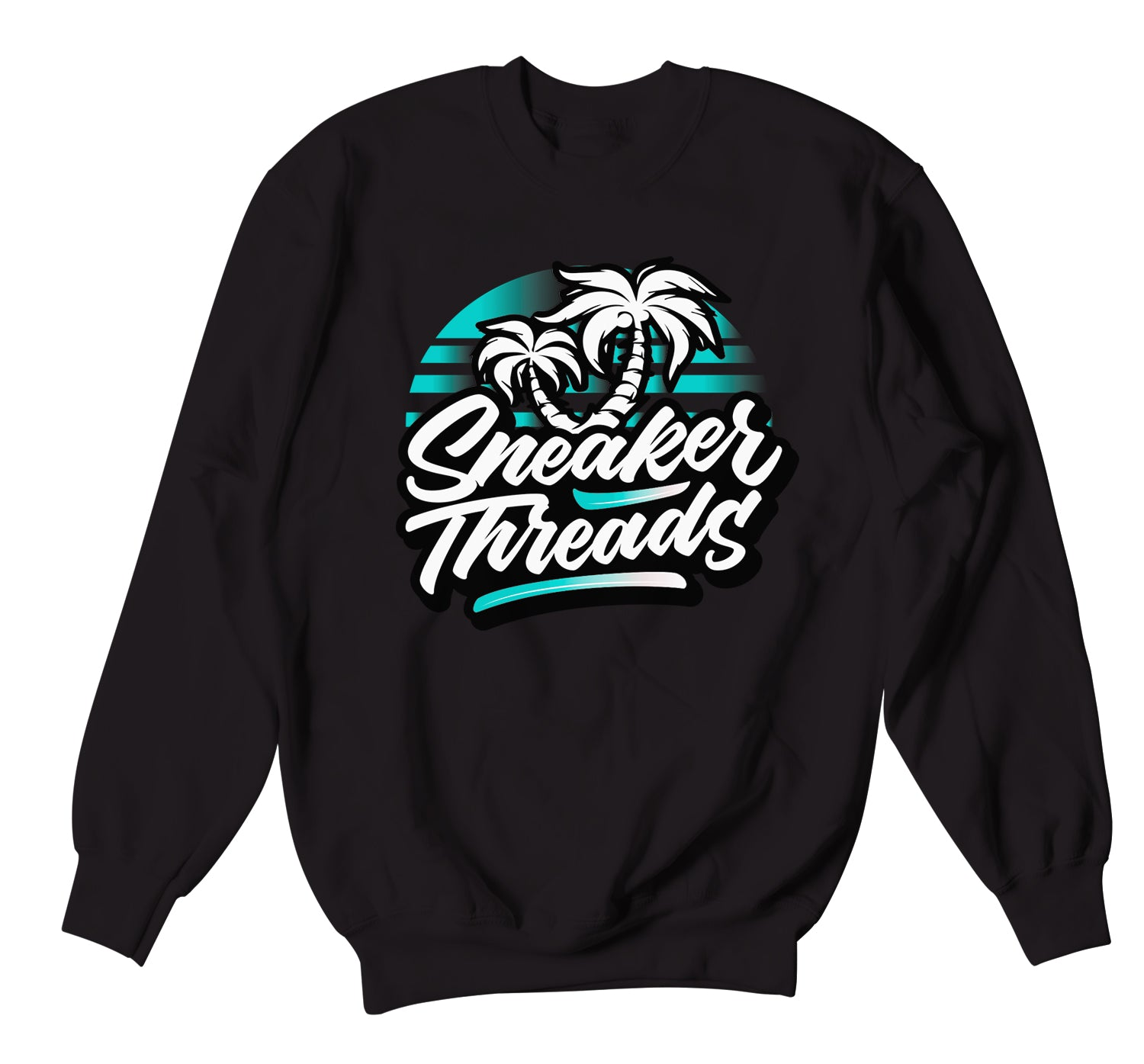 Jordan 5 Island Green ST Palms Sweater