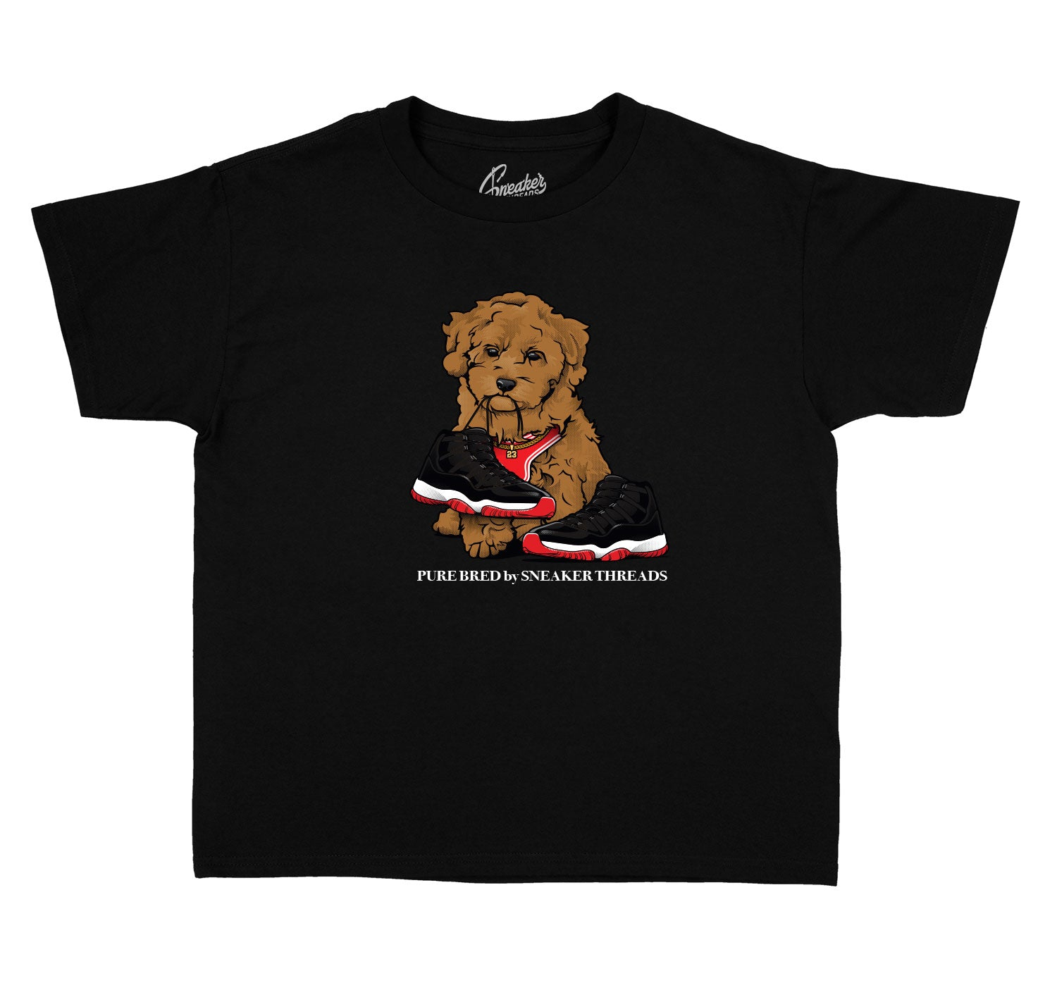 Kids - Bred 11 Pure Bred Shirt
