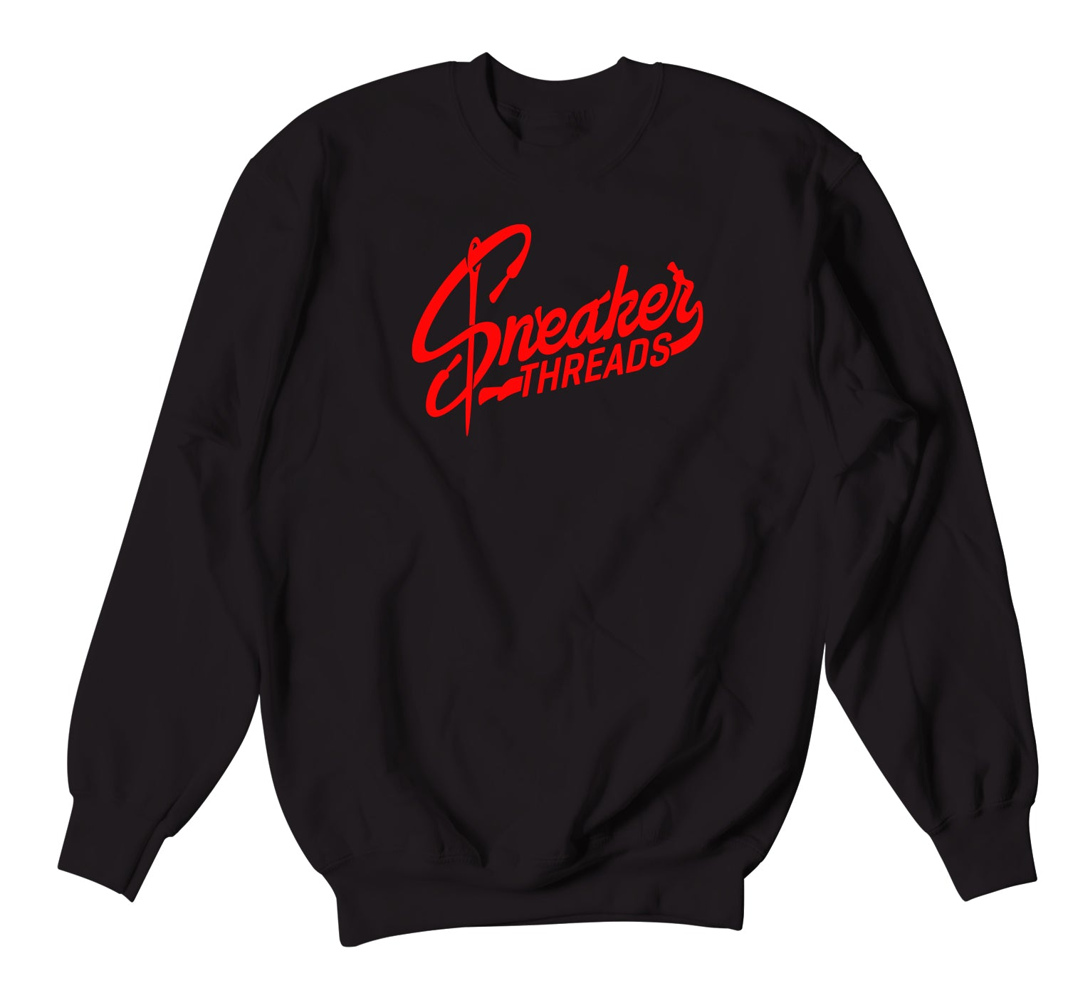 Yeezy 350 Bred ST Laces Sweater