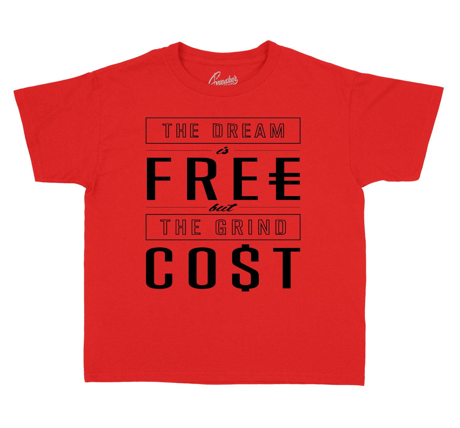 Kids - Bred 11 Cost Shirt