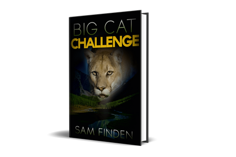 Big Cat Challenge (Book 2 in the Daniel Foss Series)