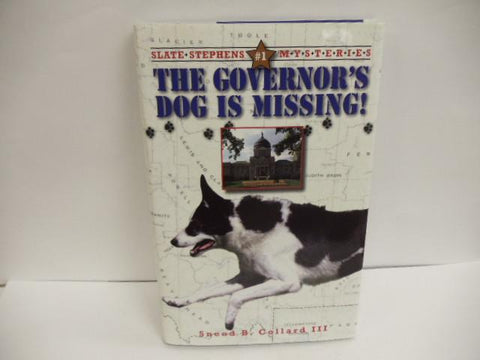 The Governor's Dog is Missing Book