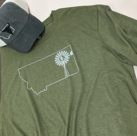 Montana Windmill Shirt