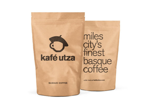 Kafe Utza Fresh Roasted Coffee