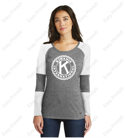 Long Sleeve Kiwanis Shirt