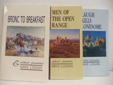 Mike Logan Poetry Book