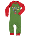 Lights Out Infant PJ Suit