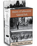 History of National Parks Card Game