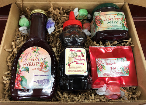 Chokecherry Essentials Gift Box