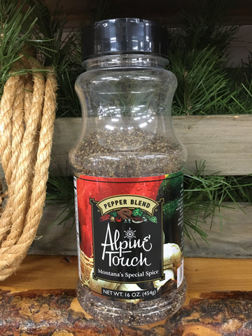 Alpine Touch Pepper Blend