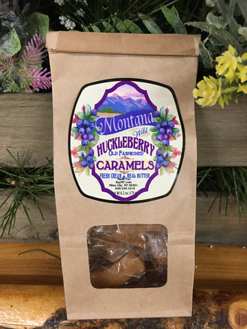 Huckleberry Caramel Bag