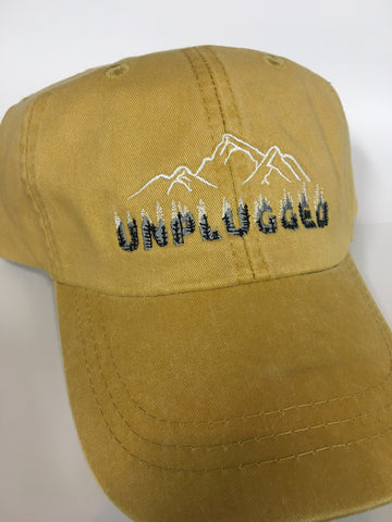 Unplugged Yellow Cap