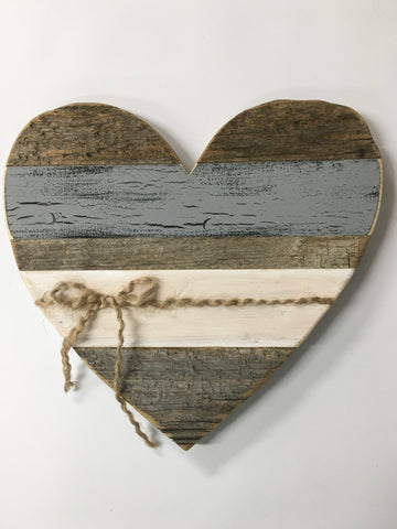 Barn Wood Hearts