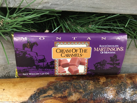 Martinson's Cream of the Caramel Bar