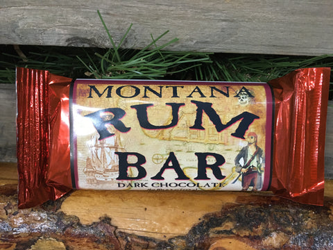 Rum Chocolate Bar