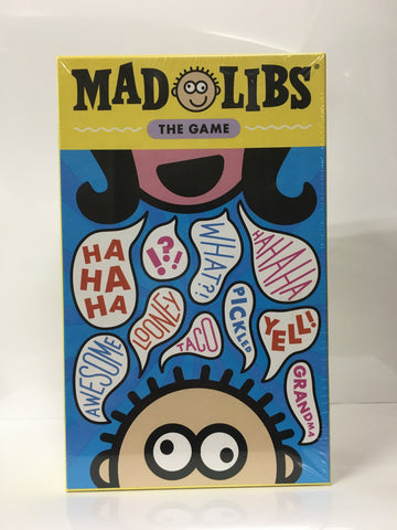 Mad Libs (The Game)