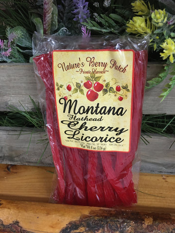 Wildberry Licorice