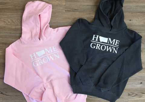 Youth Home Grown Hoodie