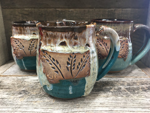 Wheat MT Pottery Mug