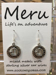 Assorted Made in Montana Heart Earrings