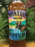 Moose Grub Beer Bread in a Bottle