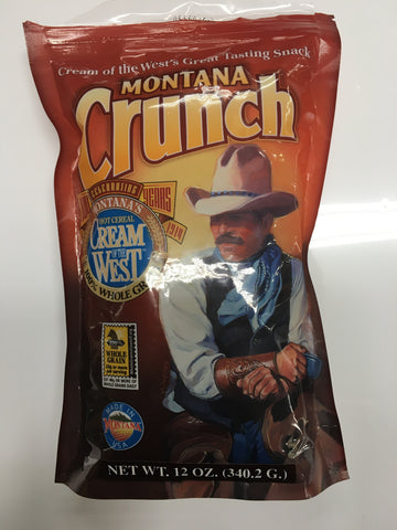 Cream of the West Montana Crunch
