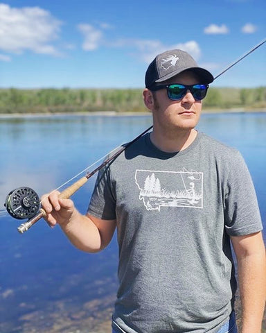 Fly Fish MT Shirt