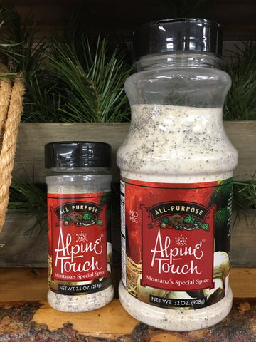 Alpine Touch Seasoning - All Purpose
