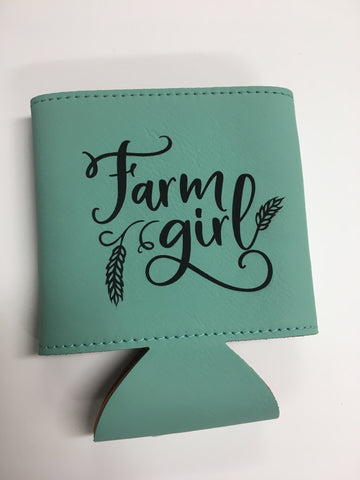 Farm Girl Beverage Holder