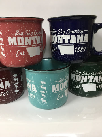 15oz MT Big Sky Country Mug