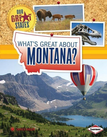 What's Great About Montana