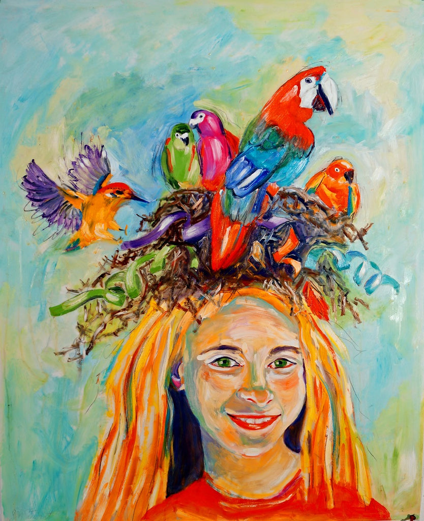 Bird's Nest Hat | Susan Stewart - Heimat Art
