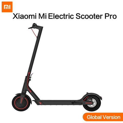 2019 Xiaomi Mi Electric Scooter Mijia M365 Pro Smart E Scooter Skateboard Mini Foldable Hoverboard Longboard Adult 45km Battery Electric Scooter XIAOMI Default Title