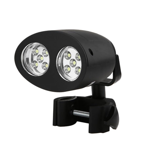 AMW Adjustable 10 LED Cordless Grill Light - esavy