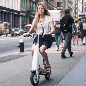 Adults Folding Electric Scooter - esavy