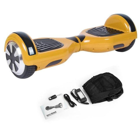 Bluetooth Electric Hoverboard - esavy