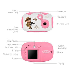 Children's Mini Toy camera with Neck Strap
