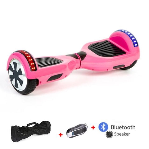 Image of Dual 300 watt BRIGTERETERNAL Electric Bluetooth Hover-board - esavy