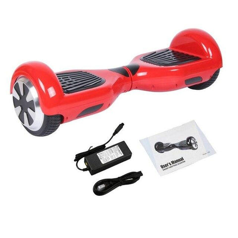 Cimiva Luxury Electric Smart Self Balancing Hoverboard - esavy