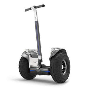 ESWING Electric Two-wheel Scooter - Off-Road Type with 19 Inch Tire and Built-in GPS
