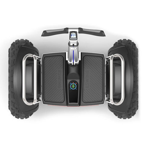 ESWING ES6+ City Electric Two-wheel Scooter Off Road Type 19 Inch Tire Buit-in GPS With Bluetooth APP Electric Scooter ESWING