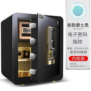 Day1 New Fingerprint Coded Wall Mountable Safe
