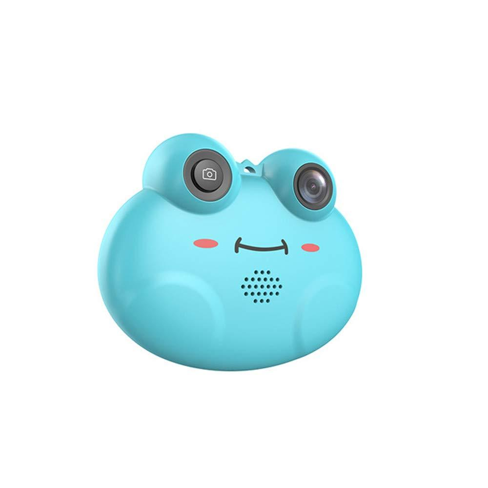 HD 1080P Frog Child Camera Digital Photo Camera Juguetes Photography Birthday Gift Cool Kids Newest Digital Camera Generic