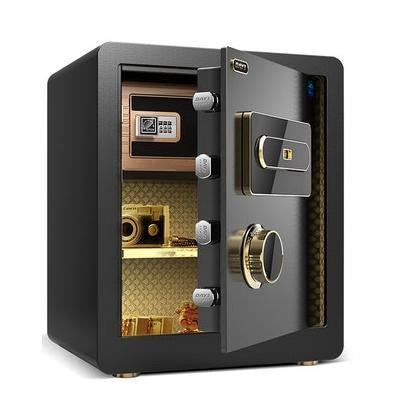 Image of Fingerprint Coded Safe - esavy
