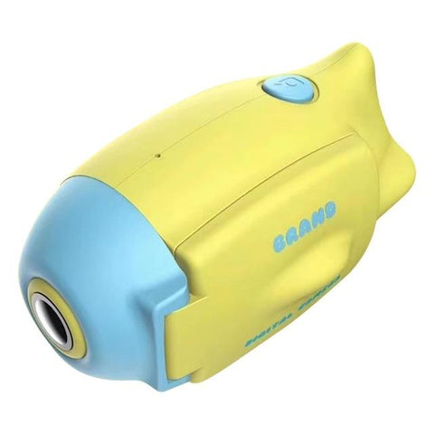 Kids 2.0 Inch Color Display Digital Camera Children Camcorder Video HD Camera GC0308 Image Sensor Specially Made For Kids Digital Camera Rondaful Blue