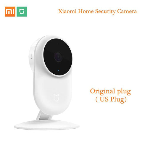 Image of Original Xiaomi Mijia 1080P IP Camera 130 Degree FOV Night Vision Security Smart Camera 2.4Ghz Dual-band for Home Kit Mi Home Security Camera XIAOMI