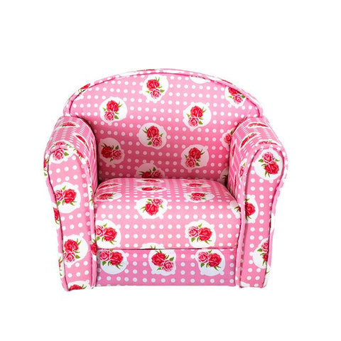 Panana Children Cushioned Armrest Chair - esavy