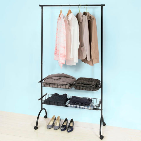 SoBuy Garment Storage Rack - esavy